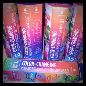 Color changing cups 12pk